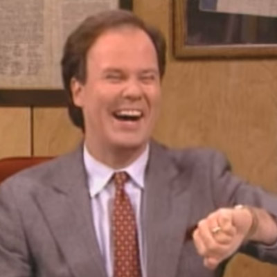 Principal Belding, Saved By The Bell