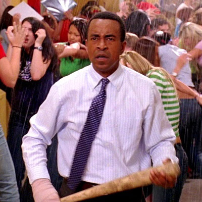 Principal Duvall, Mean Girls