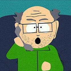 Mr. Garrison from South Park